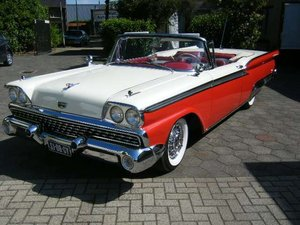 1959 Ford Fairlane Galaxi 500 Conv  New Car   50 USA Classics