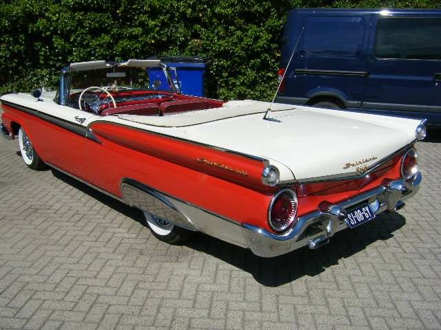Ford Fairlane Galaxi 500 Conv 1959 New Car   50 USA Classics For Sale (picture 2 of 6)