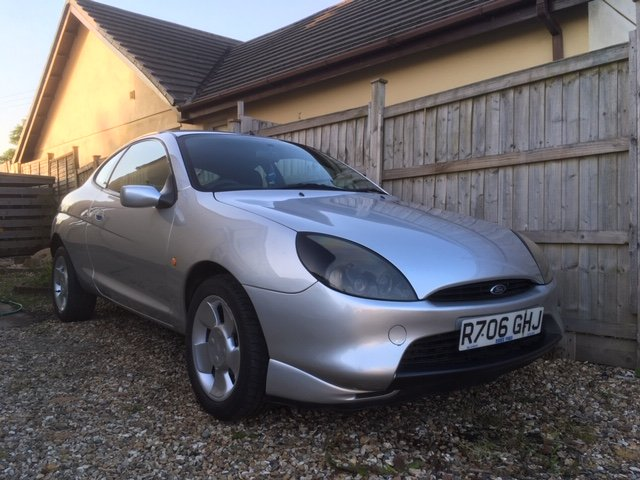 1998 Ford Puma 1.7 VCT For Sale (picture 1 of 6)