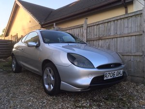 1998 Ford Puma 1.7 VCT For Sale