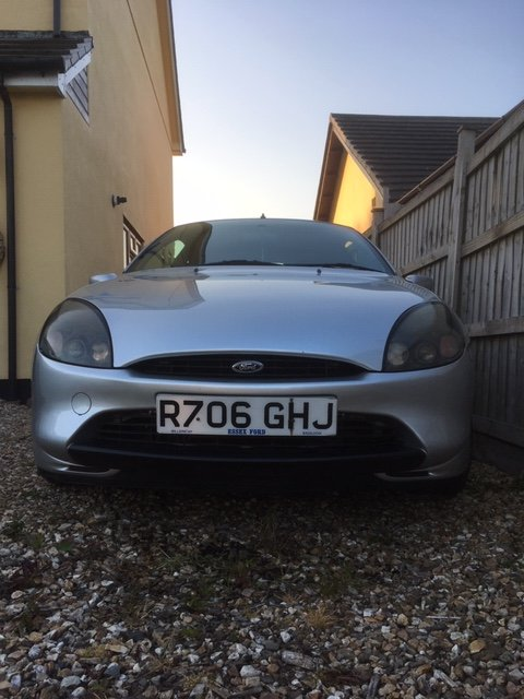 1998 Ford Puma 1.7 VCT For Sale (picture 2 of 6)