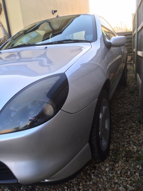 1998 Ford Puma 1.7 VCT For Sale (picture 4 of 6)