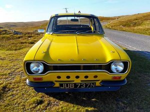 1975 Mk1 Ford Escort 2L Pinto at Morris Leslie Auction 25th May For Sale by Auction