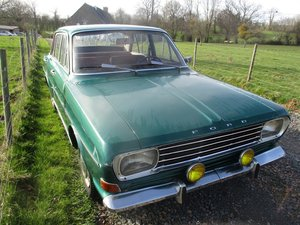 barn find ford taunus 15m from 1969 For Sale