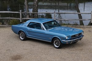 1966 Classic Ford Mustang 201 3.3litre Auto For Sale