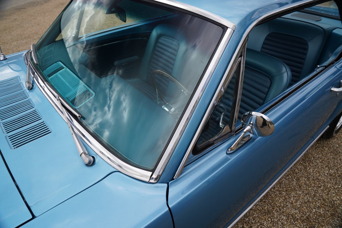 1966 Classic Ford Mustang 3.3litre Auto For Sale (picture 4 of 6)