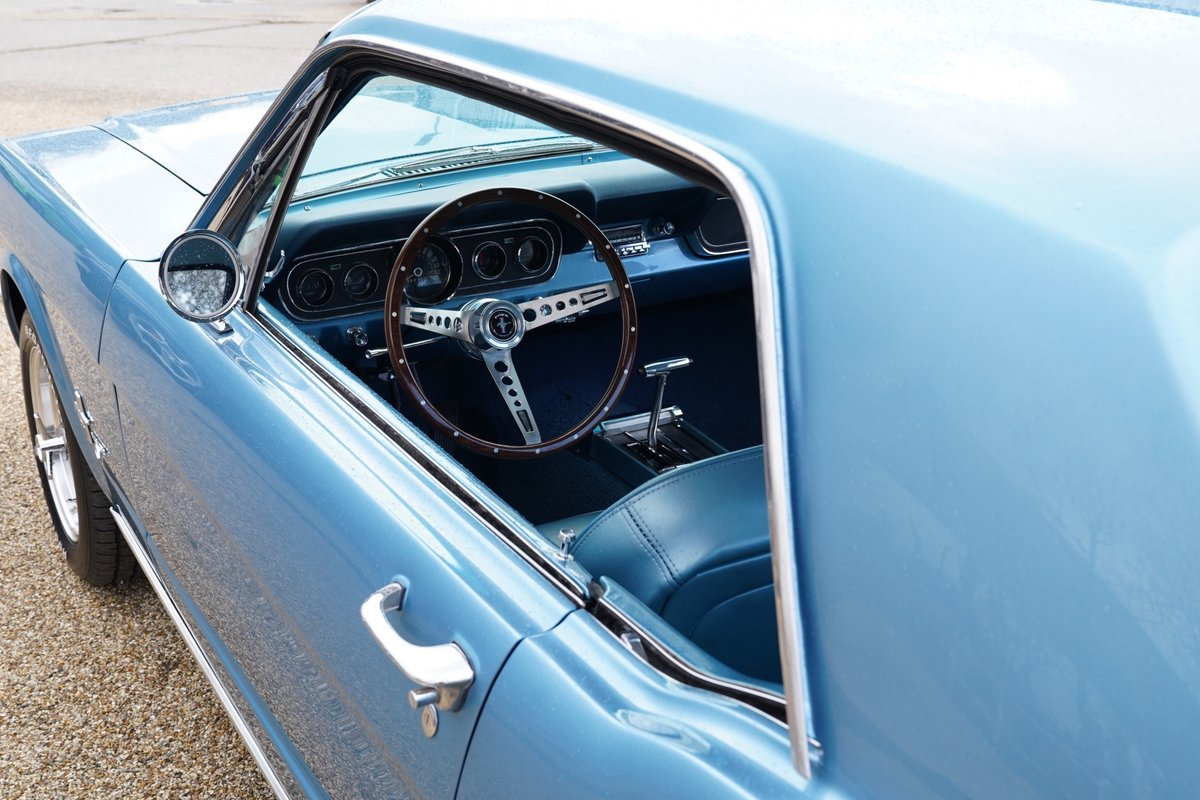 1966 Classic Ford Mustang 3.3litre Auto For Sale (picture 5 of 6)