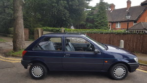 1995 Mk 3 fiesta 1.1 quartz 69k For Sale