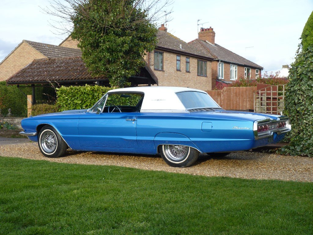 1966 Ford Thunderbird Q Code 428 Restored SOLD (picture 3 of 6)