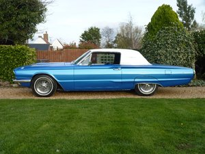 1966 Ford Thunderbird Q Code 428 Restored