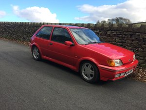 1995 Rare Ford Fiesta RS1800  For Sale