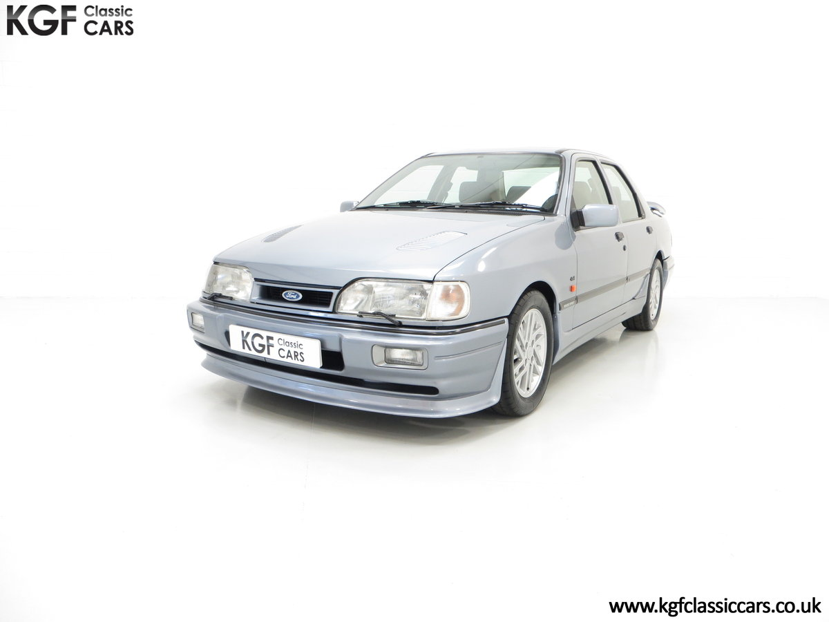 1990 A Ford Sierra Sapphire Rouse Sport RS Cosworth, 32,076 miles SOLD (picture 2 of 6)