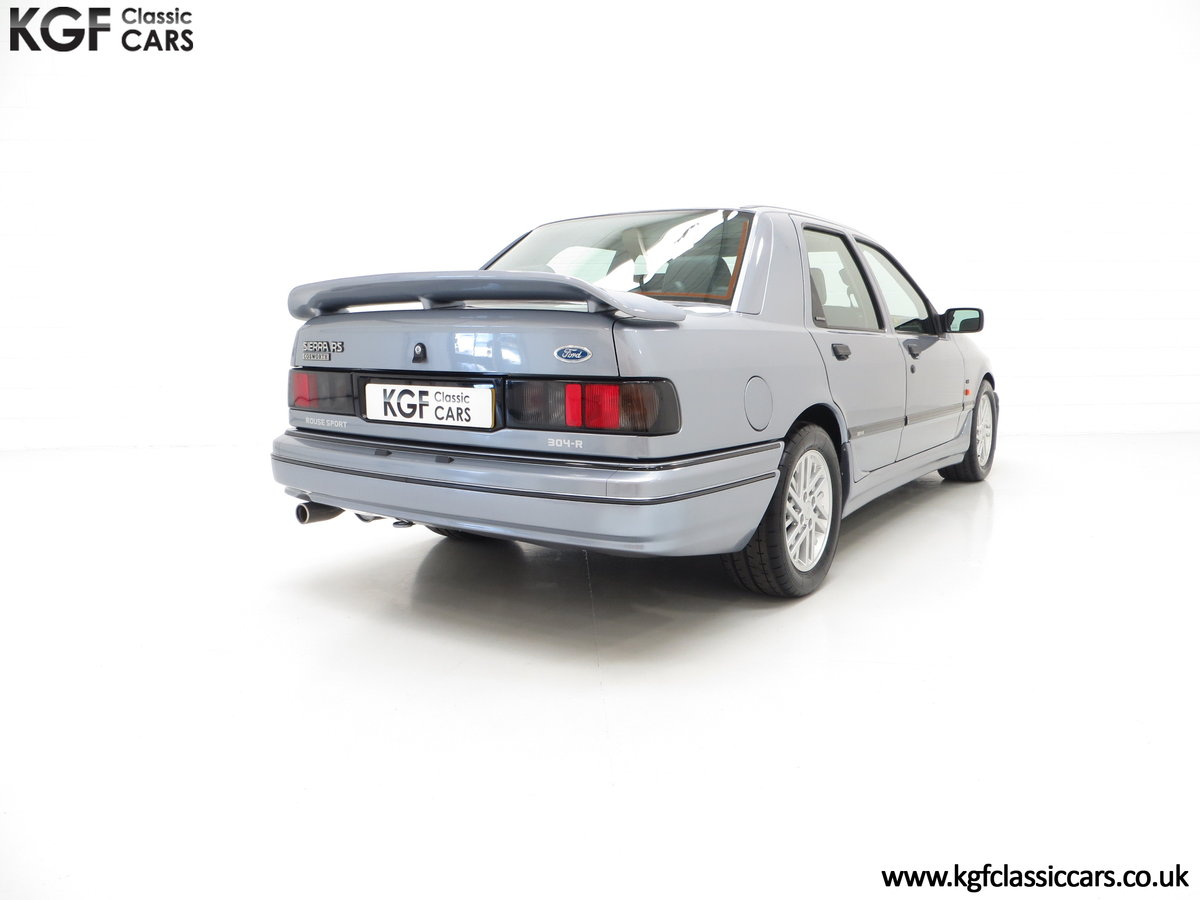 1990 A Ford Sierra Sapphire Rouse Sport RS Cosworth, 32,076 miles SOLD (picture 5 of 6)