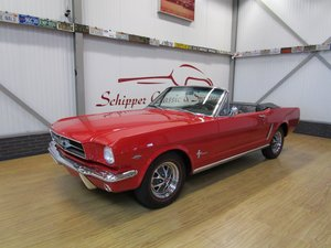 1965 Ford Mustang 289 V8 Convertible 5 Speed Manual Early model  For Sale