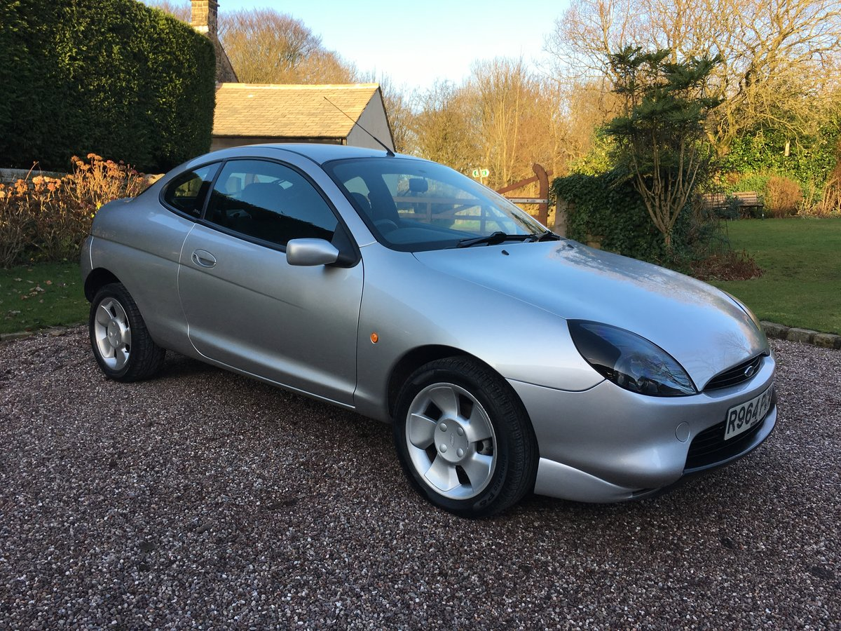 Porsche Parts Uk >> 1998 FORD PUMA 1.7 16V EARLY VCT MODEL ONE FAMILY OWNED ...