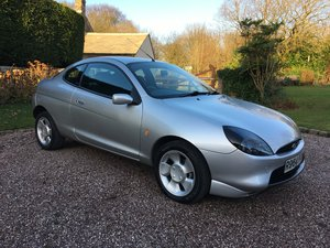 1998 FORD PUMA 1.7 16V EARLY VCT MODEL ONE FAMILY OWNED 20K ONLY  For Sale