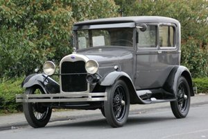 Ford Model A Tudor 1929, LHD SOLD