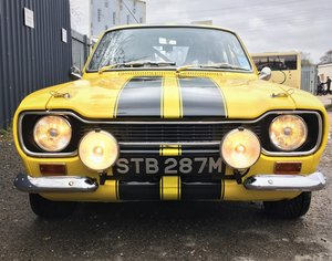 1973 MK1 Ford Escort - 2.1 Pinto Engine For Sale