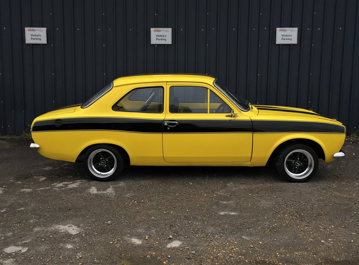 1973 MK1 Ford Escort - 2.1 Pinto Engine For Sale (picture 4 of 6)