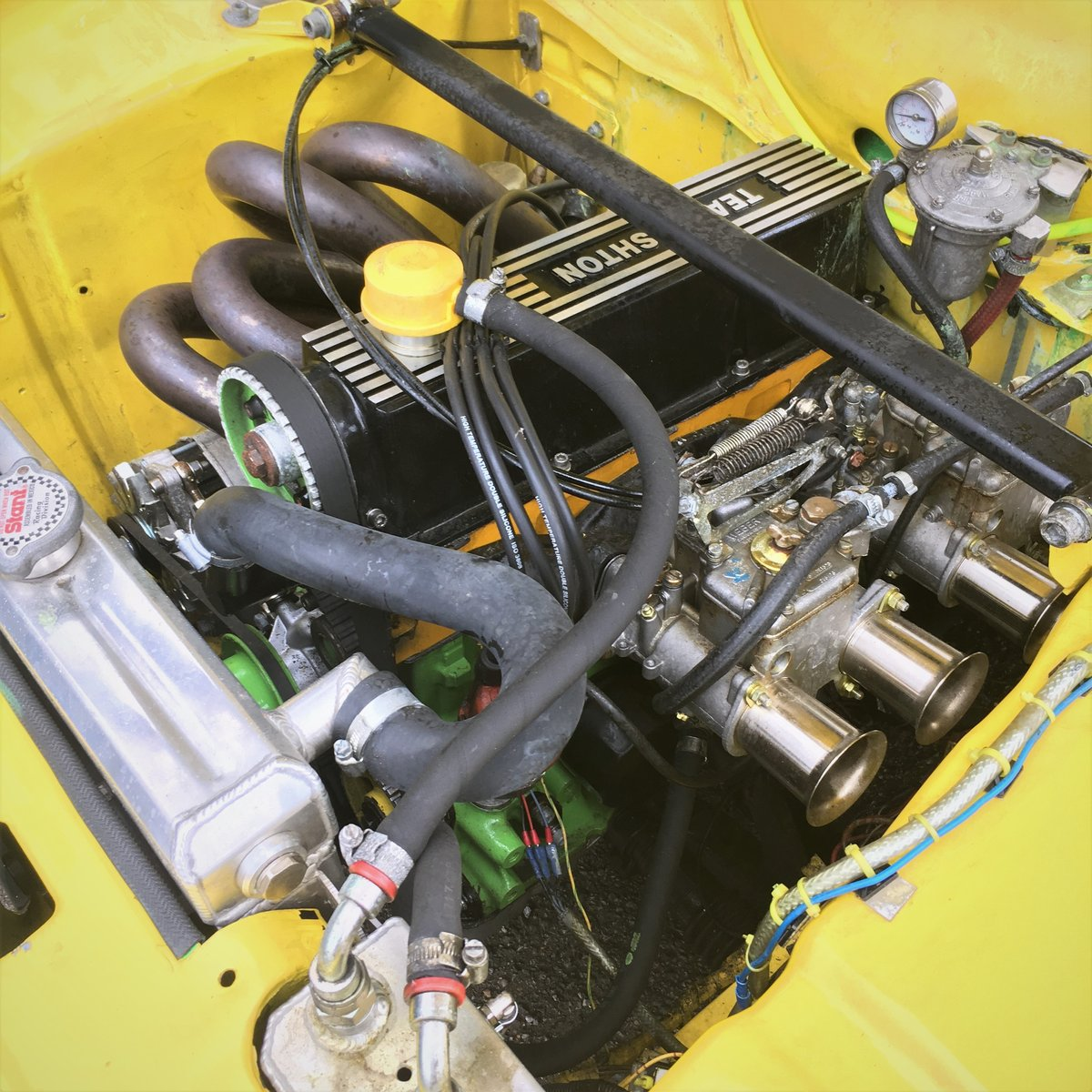 1973 MK1 Ford Escort - 2.1 Pinto Engine For Sale (picture 6 of 6)