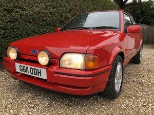 Superb Mk4 Escort XR3i (1989) For Sale