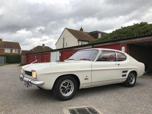 1969 Beautiful Pre-Facelift Mk1 Capri 1600GT XLR  For Sale