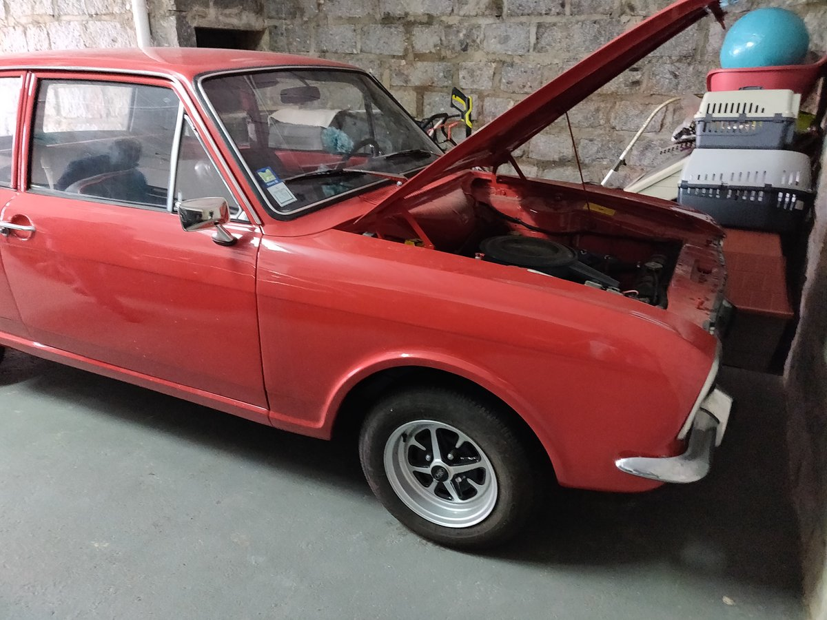 1969 Ford Cortina 1.3 For Sale (picture 1 of 6)