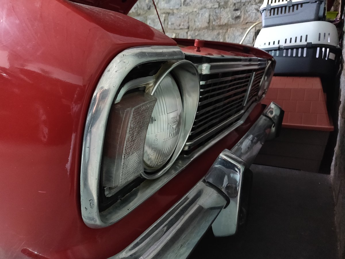 1969 Ford Cortina 1.3 For Sale (picture 2 of 6)