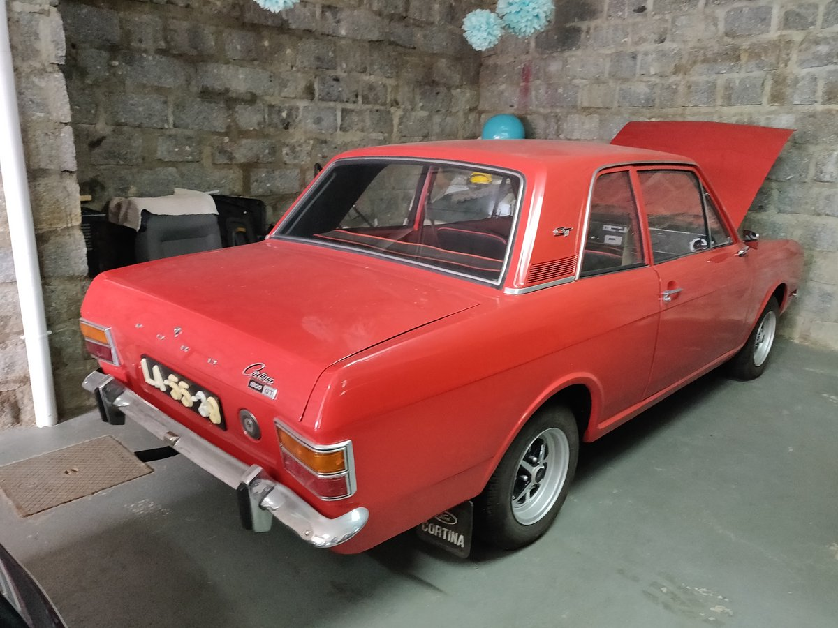 1969 Ford Cortina 1.3 For Sale (picture 3 of 6)