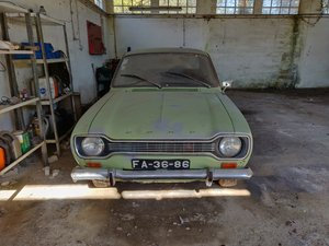 1971 Ford Escort Mk1 Deluxe For Sale