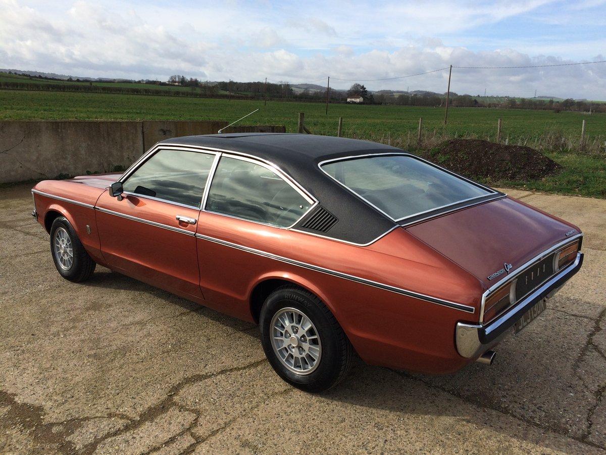 1975 FORD GRANADA MK1 3.0 GHIA AUTO FULLY RESTORED SOLD (picture 1 of 6)