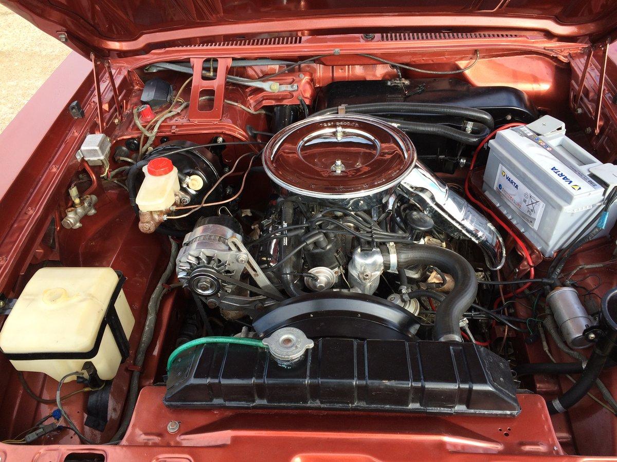 1975 FORD GRANADA MK1 3.0 GHIA AUTO FULLY RESTORED SOLD (picture 5 of 6)