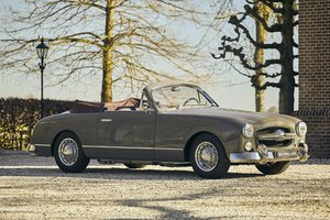 Ford Comète Cabriolet V8 'Monte Carlo' 1953 For Sale