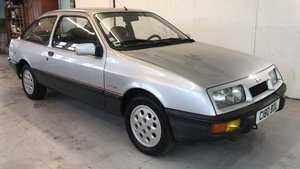 1986 Ford Sierra 3 door 'S' at EAMA Auction 30/3 For Sale by Auction