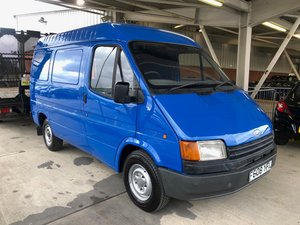 1989 Ford Transit for sale at EAMA auction 30/3 For Sale by Auction