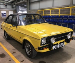 1975 Ford Escort 1600 Sport for sale at EAMA 30/3 For Sale by Auction