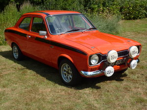 1972 Ford Escort Mk1 For Sale