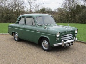 1955 Ford Anglia 100E at ACA 13th April  For Sale