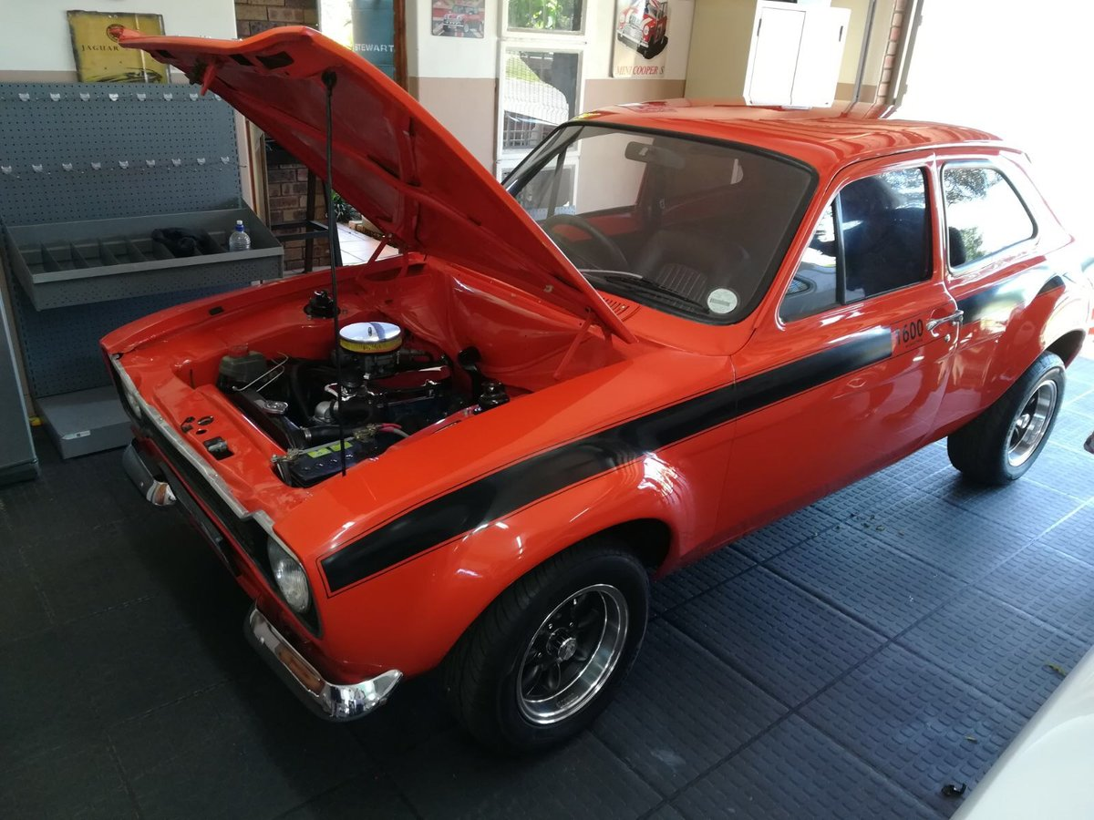 ... 1969 Ford escort mk1 1600 sport For Sale (picture 1 of 3) ...