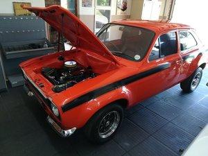 1969 Ford escort mk1 1600 sport