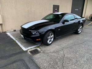 2010 Ford Mustang GT Premium = 5 Speed Hot Seats $14.9k For Sale