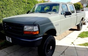 1992 FORD F350 Full Cab Military Spec. 5.8 V8 Auto For Sale