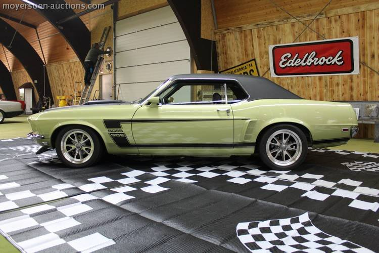 1969 FORD Mustang Boss-clon For Sale (picture 2 of 6)