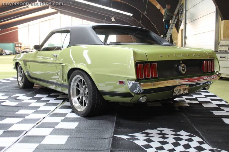1969 FORD Mustang Boss-clon For Sale (picture 3 of 6)