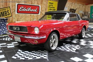 1966 FORD Mustang cabriolet  For Sale by Auction