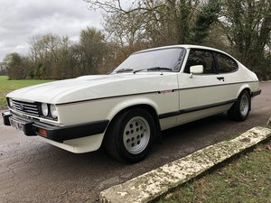 1984 Ford Capri 2.8 Injection For Sale