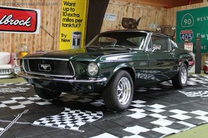 FORD Mustang Fastback 1967 Recreation