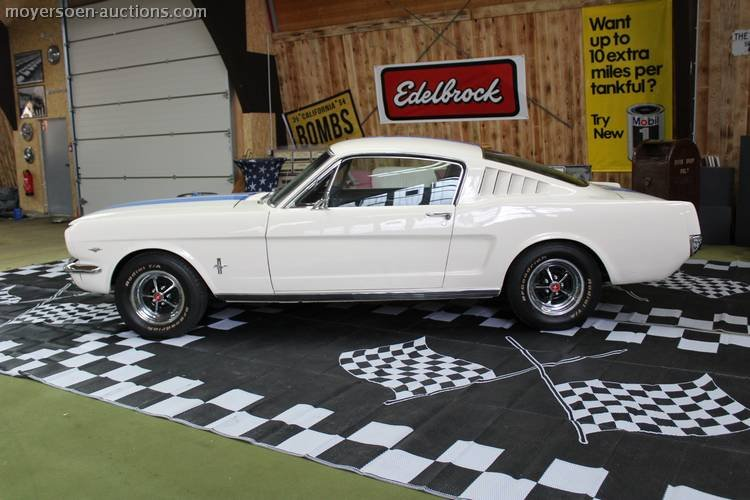 1965 FORD Mustang coupe For Sale by Auction (picture 2 of 6)