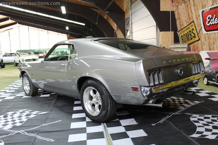 1970 FORD Mustang Fastback For Sale (picture 3 of 6)