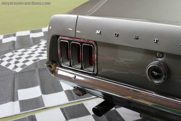 1970 FORD Mustang Fastback For Sale (picture 5 of 6)